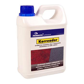 Препарат за отстраняване на ръжда Korreador