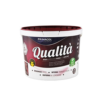 Професионална латексова боя Qualita